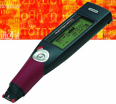 Quicktionary TS Handheld Scanner English to Arabic