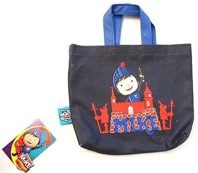 Mike The Knight Mini Tote Bag / Childrens Shopping Bag Age 2- 4 Years