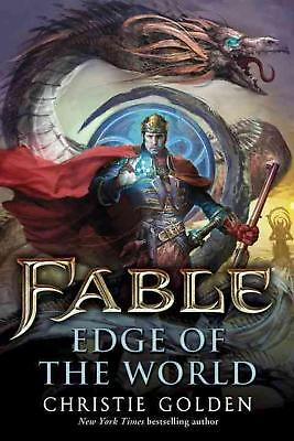 Fable: Edge of the World by Christie Golden Paperback Book (English)