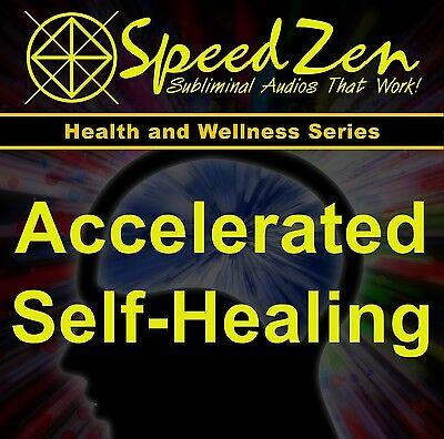 Accelerated Healing & Recovery Subliminal CD