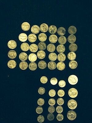 PREPPER'S PACK!!!! - Lot Old US Junk Silver Coins 1/2 Pound LB 8 OUNCES OZ