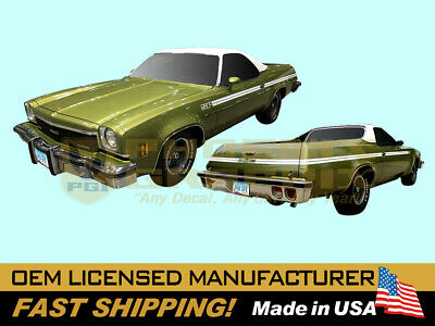 1973 1974 1975 1976 1977 GMC Sprint SP Special Performance Stripes Kit