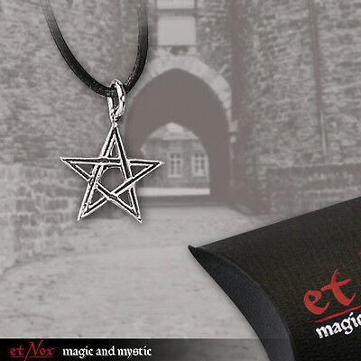 shadow-store - etNox magic and mystic Anhänger Pentagramm