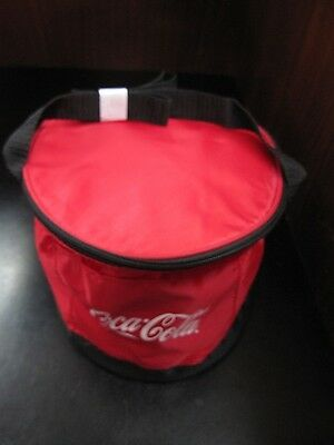 Coca Cola 6 Pack Can Cooler - New