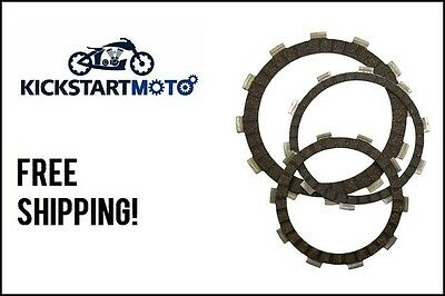 Clutch Plates for Hyosung GT650R GT650S Comet GV650 Aquila OEM replacement