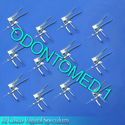 12 CUSCO Vaginal Speculum SMALL Gynecology Instruments