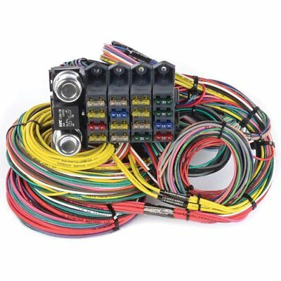 JEGS Performance Products 10405 Universal 20-Circuit Wiring Harness