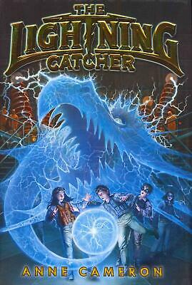 The Lightning Catcher by Anne Cameron (English) Hardcover Book Free Shipping!