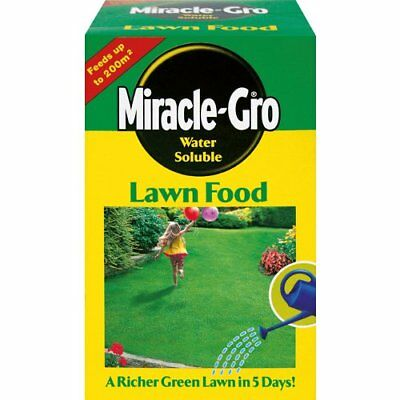 Scotts Miracle-Gro Water Soluble Lawn Food 1kg for lawns
