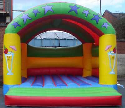 Celebration Arch  Bouncy Castle 11.5 FT X 11.5 FT Made To Order