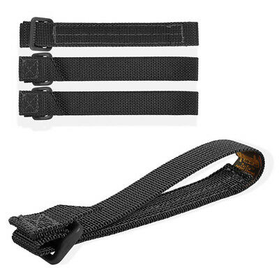 """Maxpedition 5"""" Tac Tie 4 Pack BLACK 0095B Attach Accessories to Packs, Vests"""