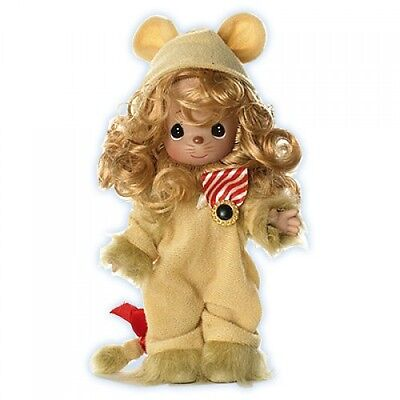 "Precious Moments Dolls Lion Of Courage  7""  2199 Wizard of Oz Cowardly Lion"