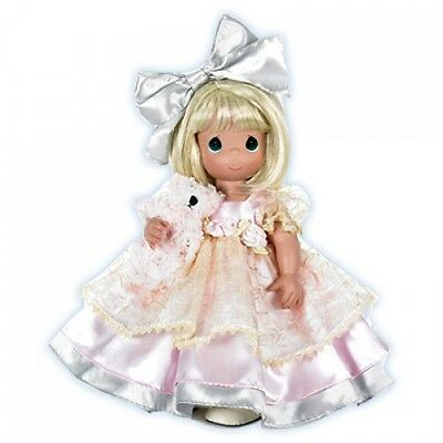 "Precious Moments Dolls Lovely In Lace  16"" Vinyl"