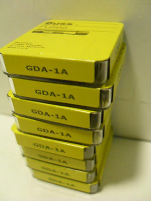 NEW BUSS FUSES GDA -1A LOT OF 40