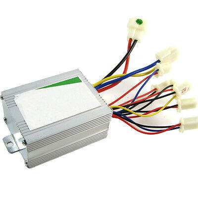 24V 500W motor brush controller for Electric bicycle & scooter