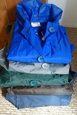 Camping Hiking Practical Lightweight Raincoats Macs Various Sizes & Colours