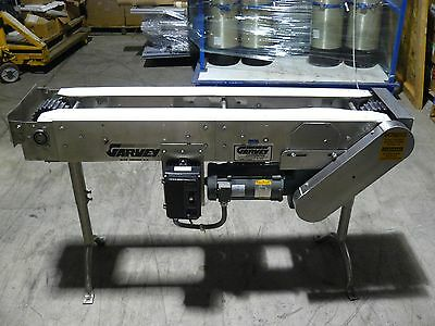Garvey Corporation Model 9600 Conveyor 60 Inch With Penta Drive And Baldor Motor