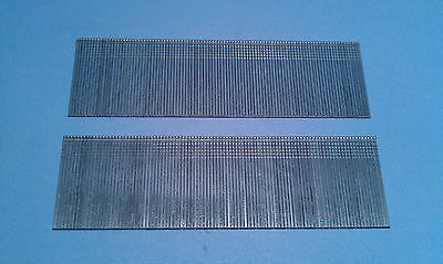 """1 1/2"""" Inch 18 Gauge Chisel Point Galvanized Finish Brad Nails 5,000 Count"""