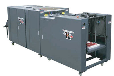 "30"" TEC Lighting UV Coater, with feeder, 30"" wide"