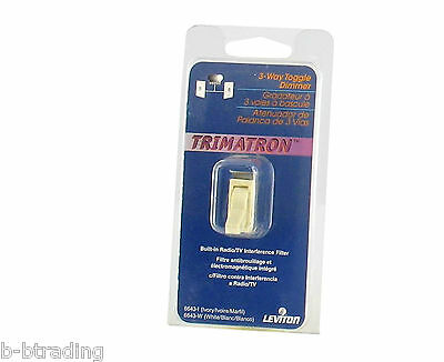 Leviton 6643 i ivory 600w 120v trimatron 3 way toggle incandescent leviton 6643 i ivory 600w 120v trimatron 3 way toggle incandescent dimmer sciox Choice Image