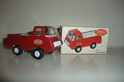 Tiny TONKA PICK-UP (no. 515) MODELLINO METALLO E PLASTICA con scatola