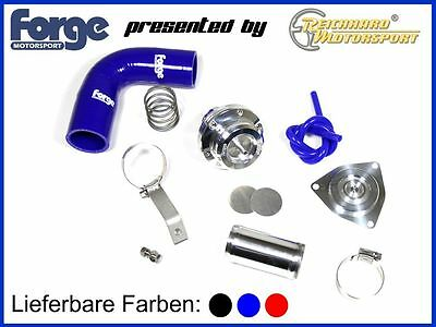 FORGE Blow Pop Off Ventil Kit Renault Megane 3  RS 250/265
