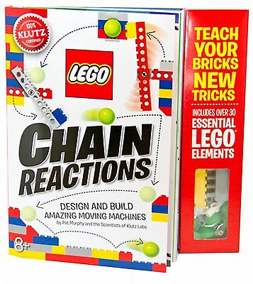 Lego Chain Reactions by Pat Murphy (Mixed media product, 2014)