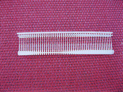 """5000   1/2"""" Inch Regular  Clear  Price Tag Tagging  Barbs Fasteners"""