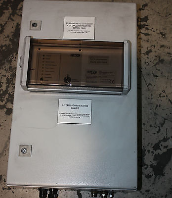 ATEX Dust Explosion Fire Prevention Suppression System Control Panel AE1038