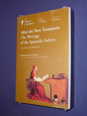 Teaching Co Great Courses  DVDs          AFTER THE NEW TESTAMENT   new & sealed