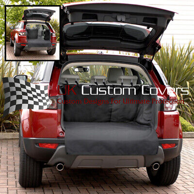 Land Rover Range Rover Evoque Tailored Boot Liner Mat Dog Guard 2011 Onwards 070