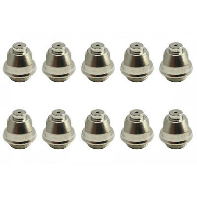 10 x  Nozzles / tips for Plasma Cutting PCH-51 3XR 4XI 5XR