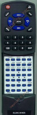 Replacement Remote for ROTEL RRAT92, RC1070