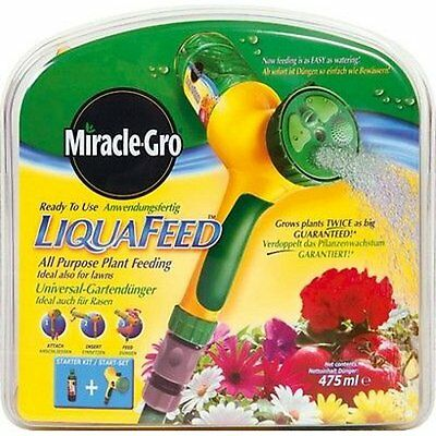 Scotts Miracle-Gro Starter Kit rrp £12.20 OUR PRICE £8.99