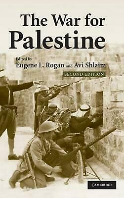 The War for Palestine: Rewriting the History of 1948 by Eugene L. Rogan (English