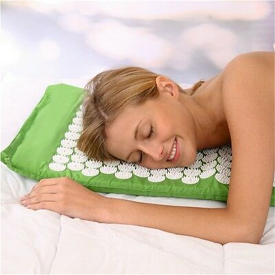 Tapis Acupuncture Mat Acupressure Yoga Massage Relaxation