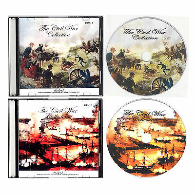 Civil War of the Rebellion: Official Records+Atlas+Photographic History / 2 DVDs
