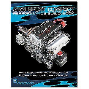 Chevrolet Performance 88958728 Sport Compact Performance Build Book