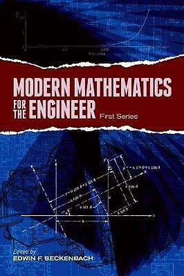 NEW Modern Mathematics for the Engineer: First Series by Paperback Book (English