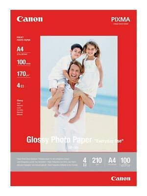 Canon GP-501 (A4) Glossy Photo Paper (100 Sheets)