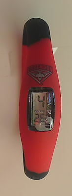 Deuce AFL Official Licensed Sports Watch - Essendon Bombers - New In Box