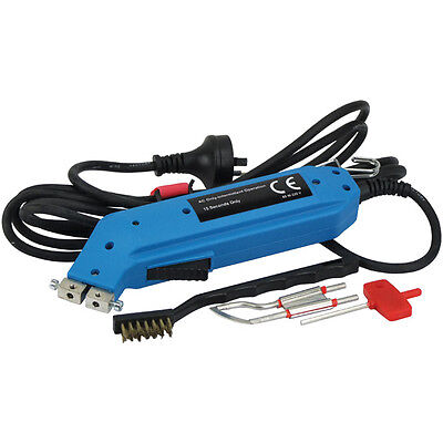 240V ROPE CUTTER WITH BLADE Cuts Rope Webbing Sail Cloth Electric rope cutter