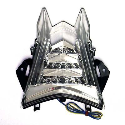 10-16 BMW S1000RR DMP Integrated Tail Light Clear