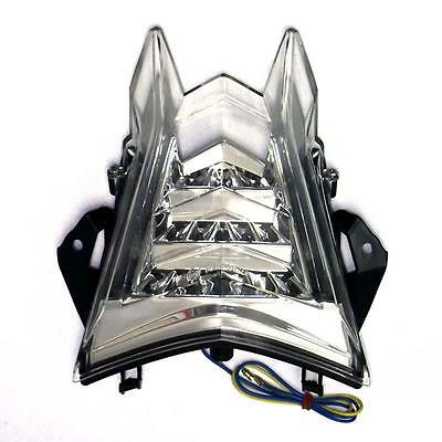 10-17 BMW S1000RR DMP Integrated Tail Light Clear