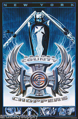 Poster - Orange County Choppers - Tank  .. Free Shipping ! #0Cc6  Lw15 K