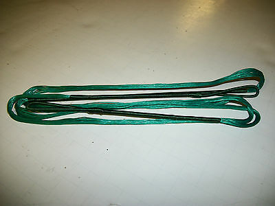 """Blue B50 Dacron 62/"""" 66 AMO Recurve Bow String 12 Strands Bowstring Traditional"""