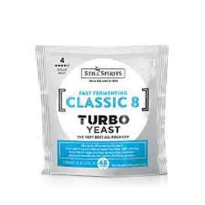 Still Spirits Turbo Classic Yeast X3 Packets