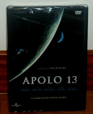 Apolo 13 Apollo 13 Dvd Nuevo New Sealed Tom Hanks-Ed Harris Drama (Sin Abrir) R2