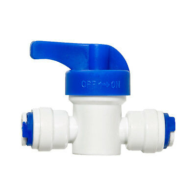 """1/4"""" PushFit Inline Tap *Choice Of Pack Size - 1, 2, 5, 10 & 25*"""