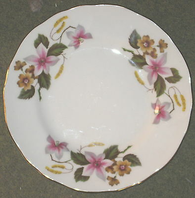 "NEW Crown Staffordshire Windermere 6"" Side Plate - more available"